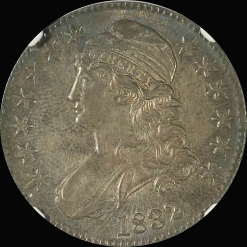 1832 Small Letters  NGC MS-61