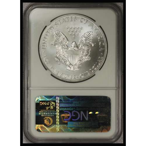 2012 FIRST RELEASES  NGC MS-70